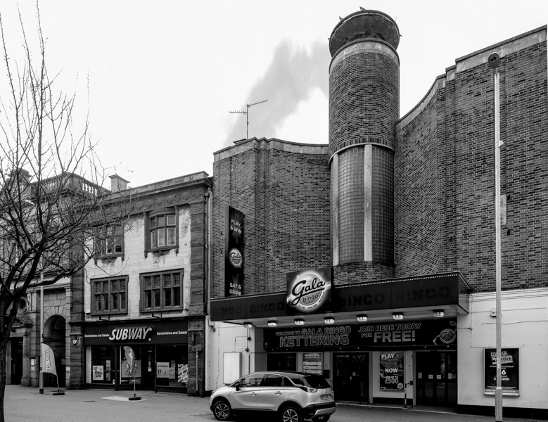 Regal Cinema, High Street, Kettering