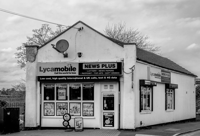 News Plus, Station Road, Kettering