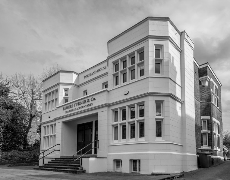 Portland House, Station. Road, Kettering