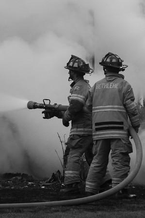 Structure Fire - 27 Auncient Oak Rd, Bethlehem, CT - Unknown Date