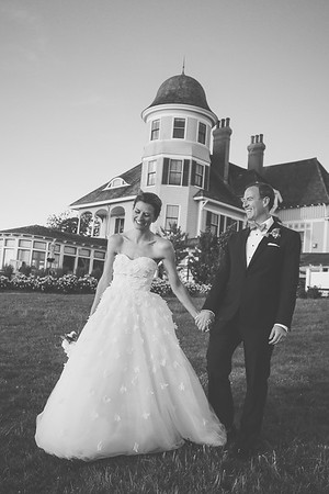 Kevin + Kate | Castle Hill Inn Rhode Island Wedding