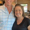 Ryan Dion, COO of the 110 Grill, and Marcie Day, COO of Evviva Trattoria