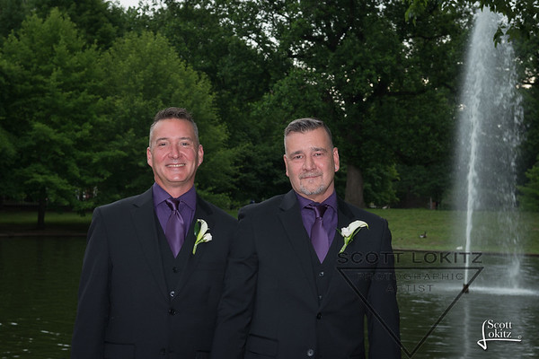 Kevin and John Wedding