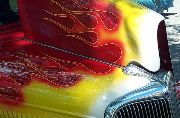 Hot Rods & Flames