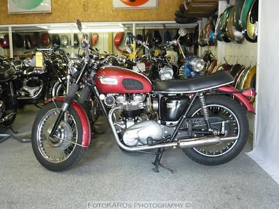 72 Triumph Tiger 650