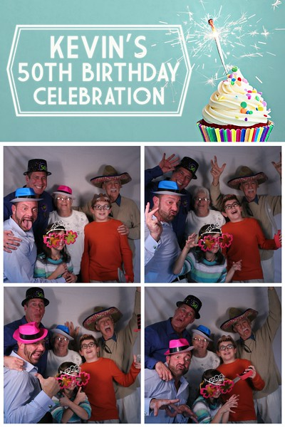 Kevin's 50th Birthday Party!