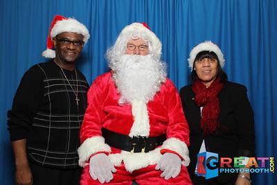 Christmas at DLA Columbus Ohio