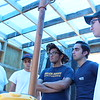 "Members of the Belen Jesuit Key Club arrived in San Juan Puerto Rico on December 7 with a mission to help rebuild homes of the parishioners of San Ignacio.<br />  <br /> ""There is nothing more rewarding than being able to come and help people in need,"" said Robert Lopez-Irizarry '18. ""Even though the hurricanes hit over two months ago, there is still so much to do. People on the island count the days without power, yet the resilience of the Puerto Rican people is evident, especially in our Ignatian brothers.""<br /> <br /> In addition to Lopez-Irizarry, Key club moderator Jonny Calderin '92 and seniors Angel Noe Aguilar, Lucas Ismael Fernandez, Billy San Pedro, and Sebastian Rivera are on the mission trip.<br />  <br /> The trip comes after the Key Club helped raise $25,000 in the relief effort after Hurricane Maria."