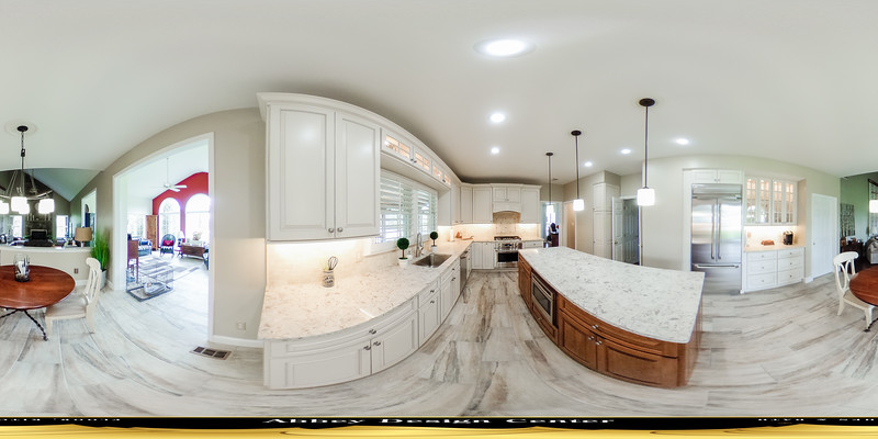Harris Kitchen in 360°