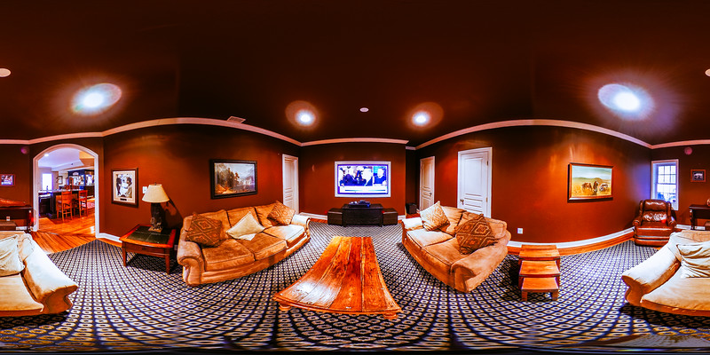 Basement 2 - Theater Room