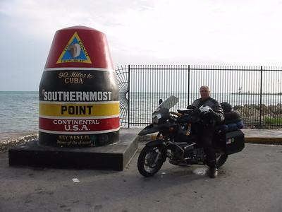 Key West to Prudoe Bay  2003