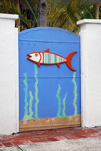 The Big Fish Gate