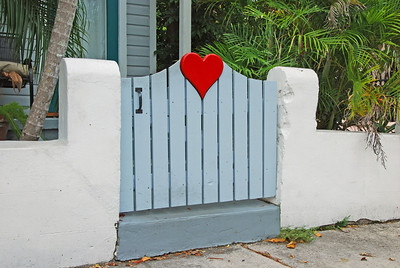 Of course this would be the Heart Gate!