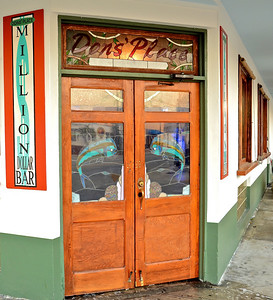 "In 1998, Don and Carolyn Jenkins from Illinois and their friends Don and Stephanie Manaher from Indiana decided they were done with the Midwest weather and bought the bar at the corner of Grinnell and Truman in Key West.  They named it ""Dons' Place"" after the two Dons and it quickly became a ""Locals"" favorite.  It was named the Million Dollar Bar in reference to the reported purchase price.  After all these years it has earned the distinction of being a true Key West Landmark."