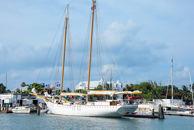 The Schooner Halie & Matthew, Key West, FL