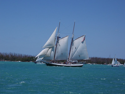 The Liberty Clipper.