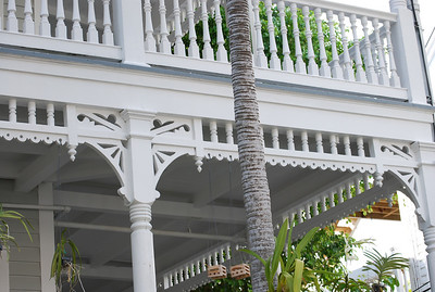 Key West Gingerbread