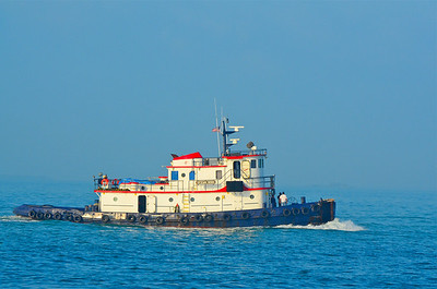 Ocean Wind is a sea going tug boat.