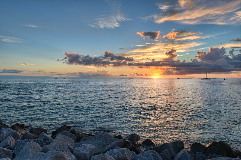 Fort Jefferson Sunset