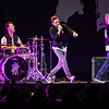 New Politics open for P!NK  at the KeyArena in Seattle.
