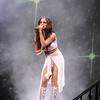 Selina Gomez at the KeyArena