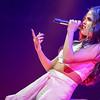 Selina Gomez at the KeyArena