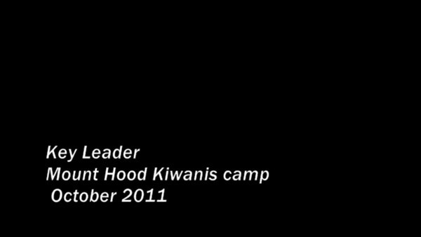 Mount Hood 2011 Key Leader video