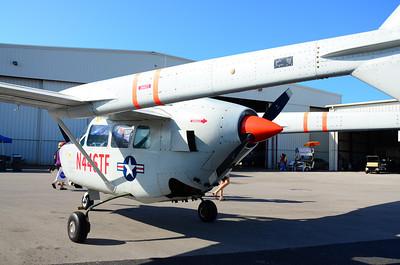 Cessna 337 D-2 Twin Piston