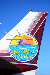 The Cessna 206 StationAir from the Key West Seaplanes air service.