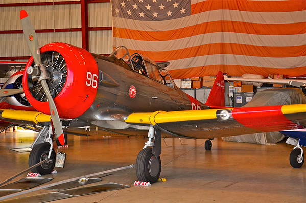 1943 North American SNJ-5 Texan