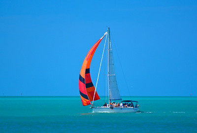 On the last Sunday in January 2011, the first of four Wrecker's races was held on a beautiful day in Key West.