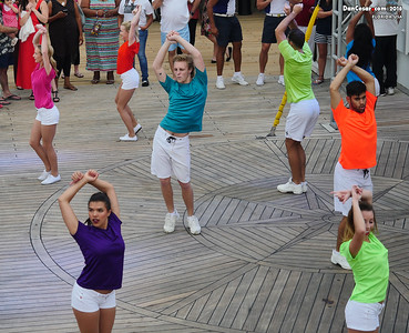 Dancing on the NCL Sky