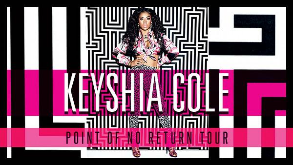 Keyshia Cole - Point of No Return 2014