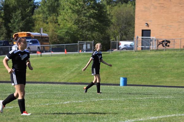 Keystone Girls Soccer vs Kane