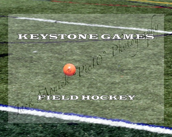 2012 Keystone Games Field Hockey