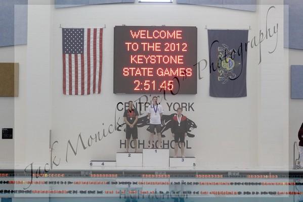 2012 Keystone Swimming