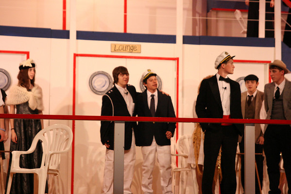Keystone Musical 2011- Anything Goes