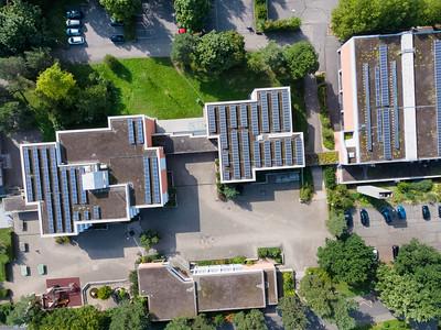 Energiestadt Frenkendorf: Ressourcenschonender Quartierplan; Cité de l'énergie de Frenkendorf : Plan de quartier durable, économe en ressources; Città dell'energia Frenkendorf: Piano di quarteire a protezione delle risorse