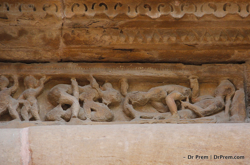 The Grandeur Of Khajuraho