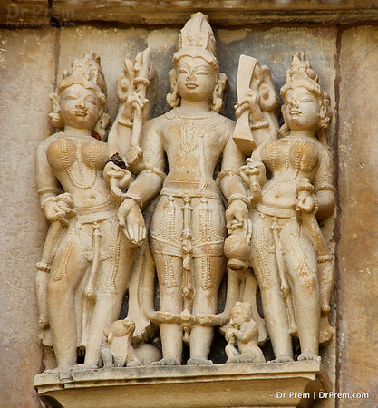 The Goddesses Reign At Khajuraho