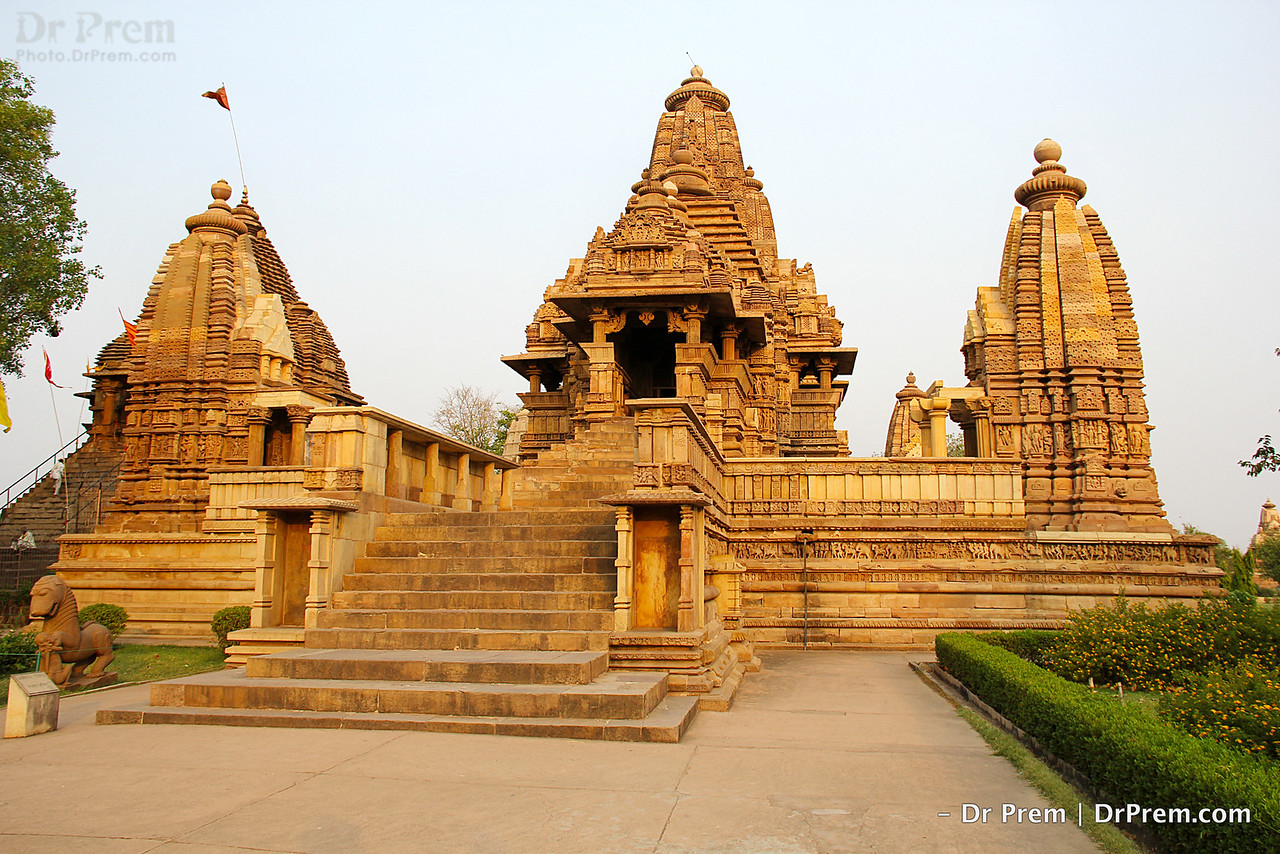 The Lakhsmana Temple Stands Mighty