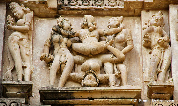 Kama Sutra And Khajuraho-- The Famed K's Of India
