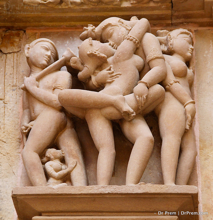 Khajuraho's Sex Appeal And More