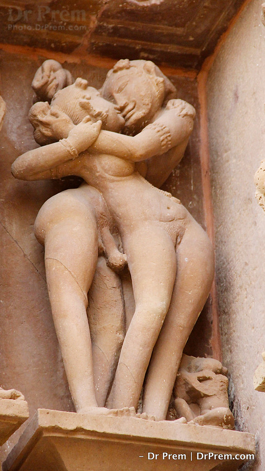 Love And Sex--Khajuraho Style!