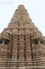Kendriya Mahadev temple is the largest, tallest and most ornate temple of khajuraho temple group. It was built at the medieval time of Indian history.