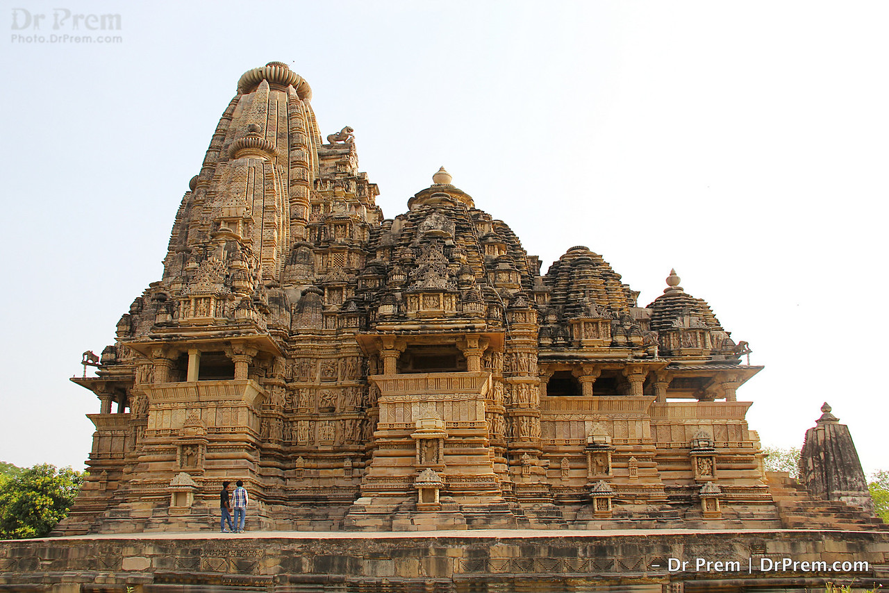 The Centerpiece Of Khajuraho