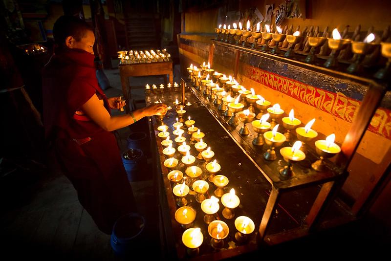 Tshebchu Monastery.