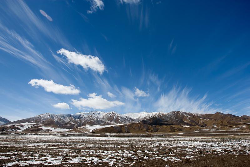 Near Amnye Machen, Amdo (Qinghai)