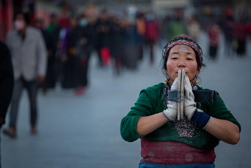 Sengze Gyanak Mani, Jiegu (Yushu)