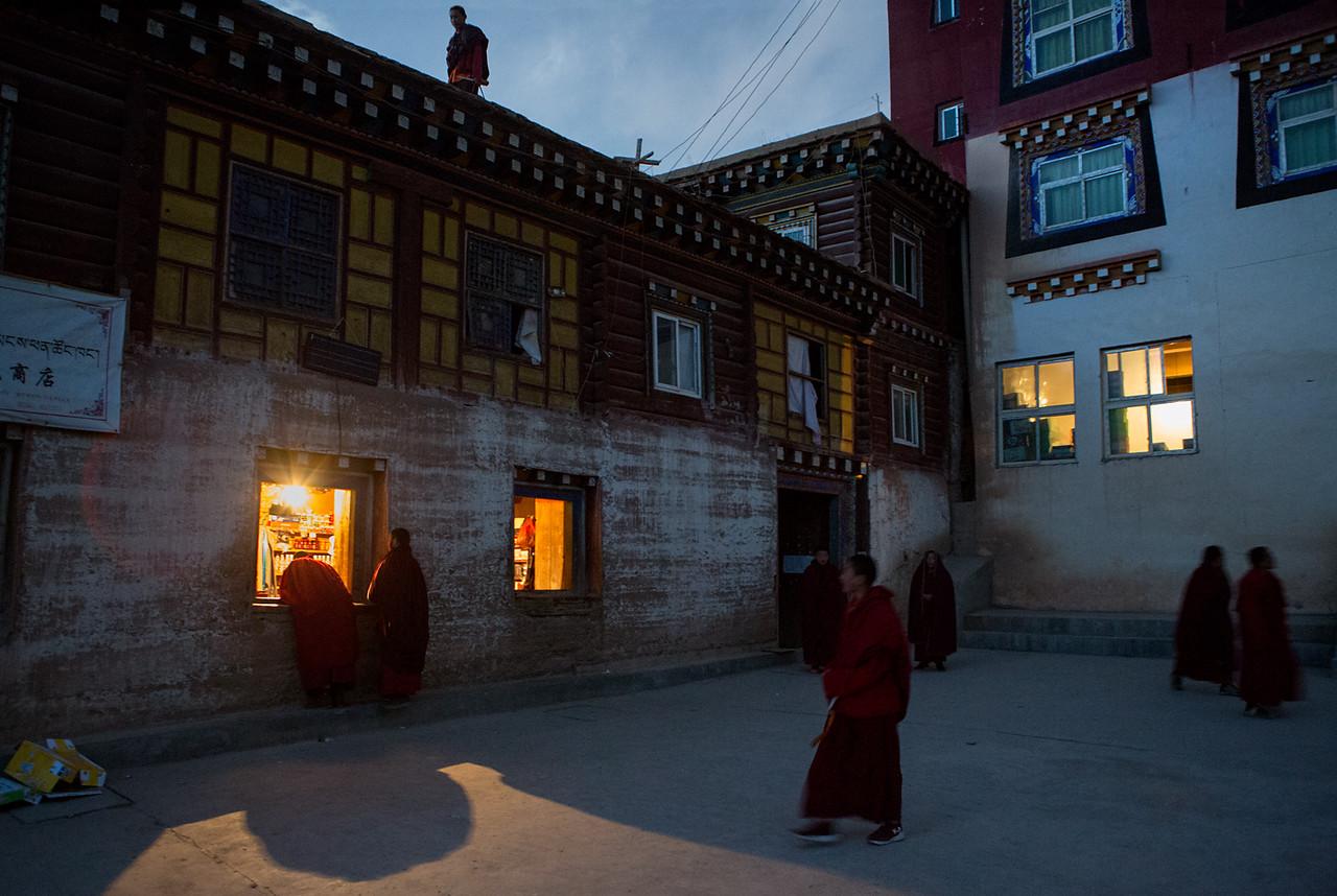 Pelpung Tubden Chokhorling Monastery